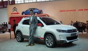 C-XR Concept Pékin 2014 : Citroën se lance sur le segment des petits SUV