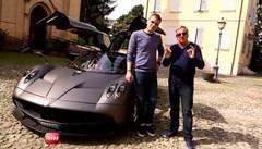 Emission Turbo du 20/04/2014 : Pagani Huayra, Renault Mégane 3 CC, Mini 3, Concept Skoda Vision C