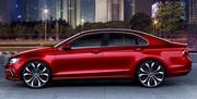 Volkswagen New Midsize Coupé : la Passat CC fait des petits