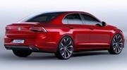 Volkswagen New Midsize Concept, une future Jetta plus avenante ?