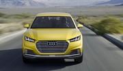 Audi TT Offroad Concept : le futur TT Q à Pékin