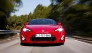 Toyota GT86 2014 : un peu plus affutée