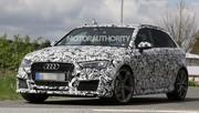 L'Audi RS3 Sportback de sortie