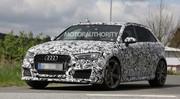 La nouvelle Audi RS3 Sportback se prépare