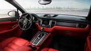 Un Porsche Macan 4 cylindres présenté au salon de Pékin