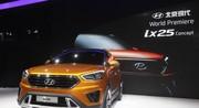 Hyundai ix25 Concept: juste pour la Chine