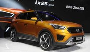 ix25 : le nouveau concept car de Hyundai