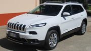 Essai Jeep Cherokee : sur le sentier de la guerre