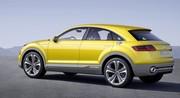 Audi TT Offroad Quattro : Un TT SUV ?