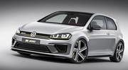 Volkswagen Golf R400 : Le concept qui fait de la Golf une GT