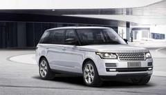 Le Range Rover hybride en version longue