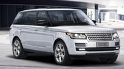 Range Rover Hybrid version longue