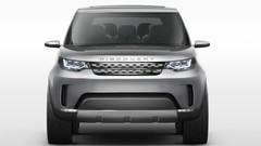 Land Rover Discovery Vision Concept : L'explorateur