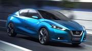 Nissan Lannia Concept : une berline pour la Chine