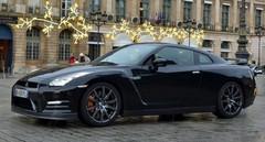 Essai Nissan GT-R 2011