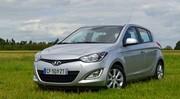 Essai Hyundai i20 restylage 2012