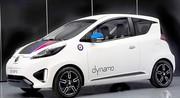 MG Dynamo, un concept électrique pour la fête