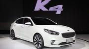 Kia lance la K4 concept