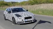 La future Jaguar XE était au Nürburgring