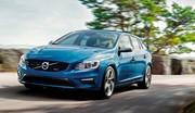 Volvo V60 Plug-In Hybrid : désormais disponible en R-Design