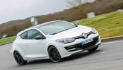 Essai Megane RS restylée : la sportive Renault toujours dans le coup ?