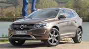 """Essai Volvo XC60 restylé : """"la voiture à Zlatan"""""""
