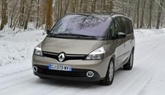 Essai Renault Espace 4 restylage 2012