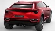 Lamborghini Urus : maintenant, on l'annonce pour 2018