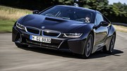 BMW i8 2014 : la sportive hybride au prix de 145.950 euros