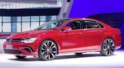 Volkswagen New Midsize Coupé : la future Jetta CC en filigrane