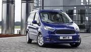 Ford lance son nouveau Tourneo Courier