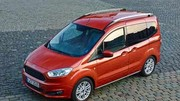Ford Tourneo Courier, l'astucieux !