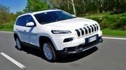 Essai Jeep Cherokee (2014) : Italo Disco