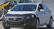 La future Opel Astra surprise sur la route !