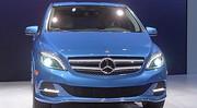 Mercedes classe B électrique, la déception