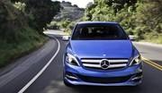 La Mercedes Classe B électrique lancée aux même prix que la BMW i3 aux USA