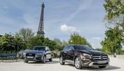 Essai Mercedes GLA vs Audi Q3