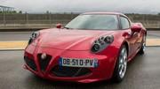 Essai Alfa Romeo 4C ou la supercar compacte à prix d'ami