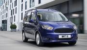 Essai Ford Tourneo Courier (2014) : petit mais vaillant