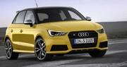 Audi S1 : l'ultra-sportive avance masquée
