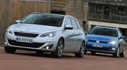 Essai Peugeot 308 SW 2.0 BlueHDi 150 Auto vs VW Golf SW 2.0 TDI 150 DSG : Œil pour œil