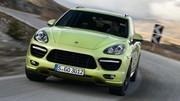 Porsche : bientôt un Cayenne coupé rival du BMW X6 ?