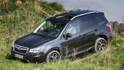 Essai Subaru Forester 2.0i CVT Premium