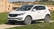 Kia Sportage 3 2.0 CRDi 184 4X4 Premium 2014 : Version 3.2