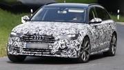 Bientôt un facelift pour l'Audi A6 !