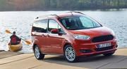 Essai Ford Tourneo Courier : Le meilleur est à l'intérieur