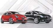 Séries limitées : Alfa Romeo MiTo et Giulietta Edizione