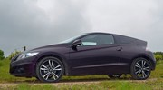 Essai Honda CR-Z hybride restylage 2013