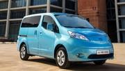 Nissan lance son e-NV200 électrique