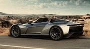 Rezvani Beast: croisement d'une BAC Mono et d'une Lamborghini